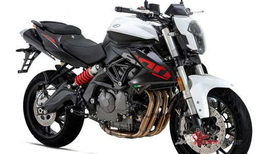 New Model: 2021 Benelli TNT 600I, LAMs Approved!