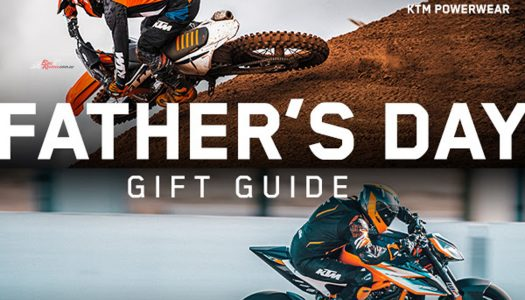 KTM Have Released Their Fathers Day Guide!