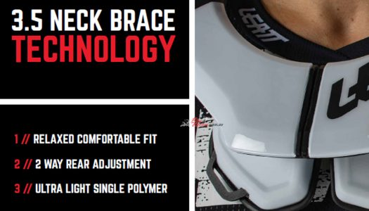 Leatt GPX 3.5 Neck Braces Back In Stock At Cassons