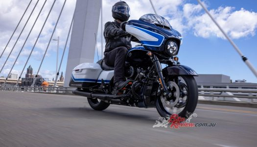 Harley-Davidson Street Glide Special With Limited Edition Paint
