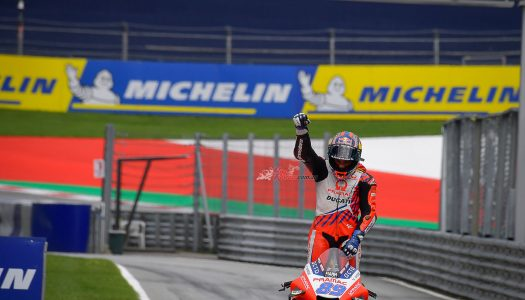 MotoGP: Sunday Race Report From The Red Bull Ring