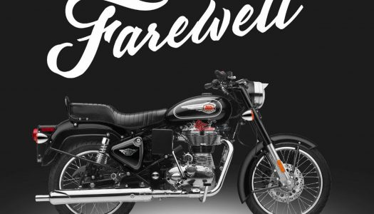 The time has come to farewell the Royal Enfield Bullet 500