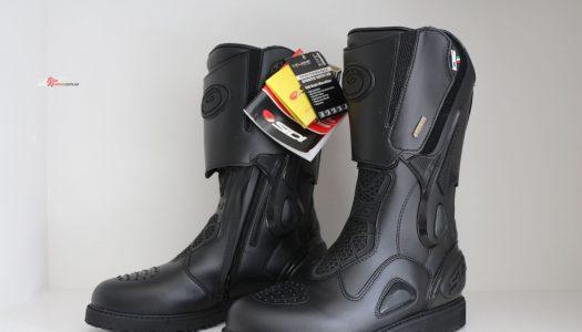 Product Review: SIDI Armada Gore-Tex Dual Sport Boots