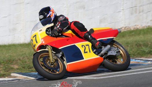 Throwback Thursday: Sanvenero 500 GP Racer