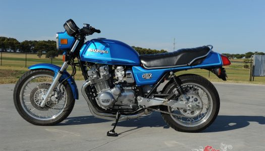 Retro Rides: 1980 Suzuki GSX1100, Muscle Mania!