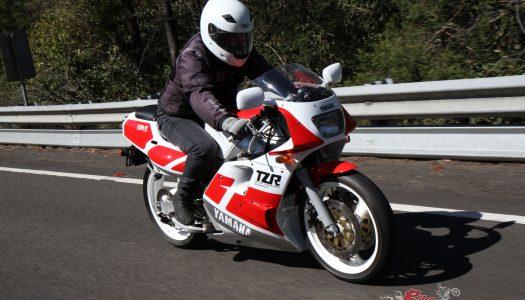 Retro Rides: 1989 Yamaha TZR250 3MA Reverse-Cylinder