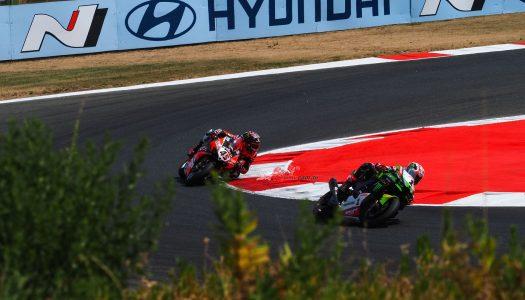 WorldSBK: Race Reports From RD7 At Circuito de Navarra