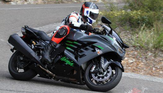 Review: 2021 Kawasaki Ninja ZX-14R Special Edition