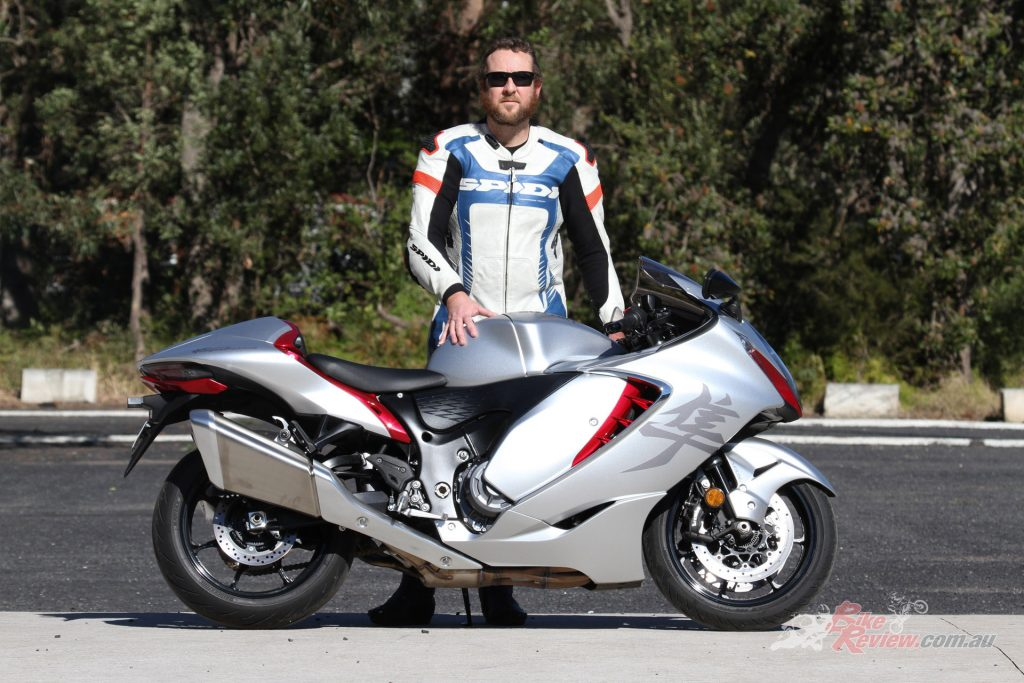 Even without ESA or BT connectivity, at $27,690 Ride Away, the Hayabusa represents good value. I have read some complaints about the price but when you look at this motorcycle, it is a hell of a lot of bike and tech for the price... It is one amazing motorcycle.