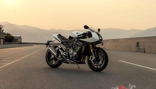 New Model: The Triumph Speed Triple 1200 RR