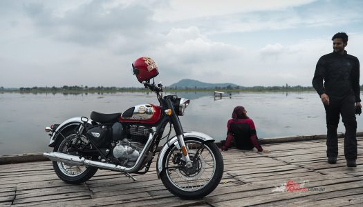 Model Update: Royal Enfield Classic 350, Here Late 2021