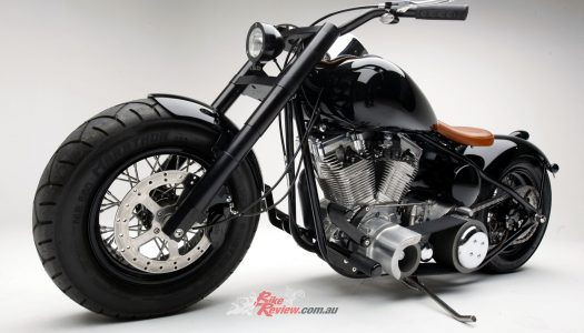 Custom Bike: Exile Cycles Black Diamond