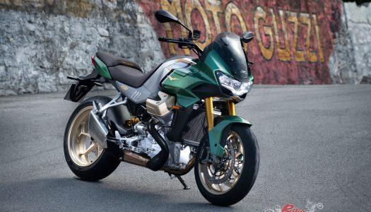 2022 Moto Guzzi V100 Mandello, What We Know So Far