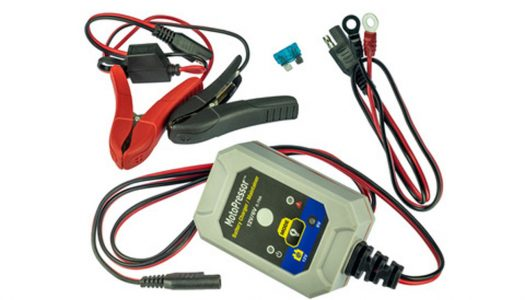 New Products: MotoPressor Battery Charger/Maintainers