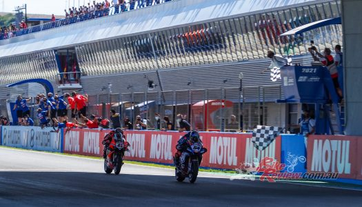 WorldSBK: Race Reports From RD10 At Jerez