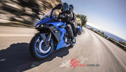 New Model: Suzuki GSX-S1000GT, Here March 2022, $19,090 RA
