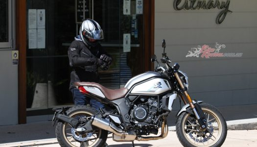 Review: 2021 CFMOTO 700CL-X Heritage