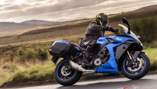 Launch Review: 2022 Suzuki GSX-S1000GT