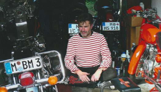 Film Critic Schifferle's Motorcycles At Bonhams Autumn Auction
