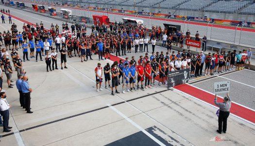 MotoGP Grid Assemble To Remember Dean Berta Viñales