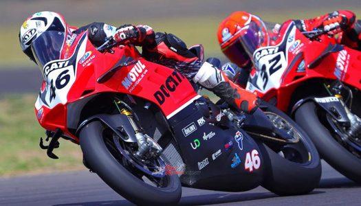 DesmoSport Ducati 1-2 Finish At Morgan Park