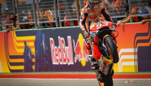 MotoGP: Marquez Grabs Magnificent Seventh Win At COTA