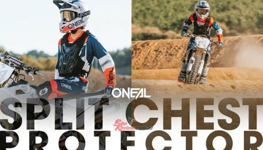 New Product: O'Neal Split Chest Protector LITE