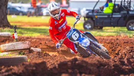Strong Showing For Yamaha In MX2 ProMX