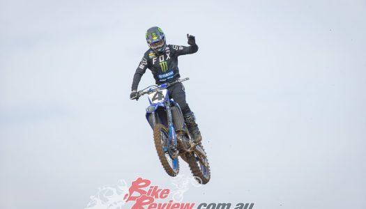 Luke Clout Crowned 2021 ProMX MX1 Champion