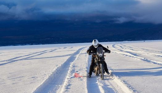 90° South – A Royal Enfield Quest For The South Pole