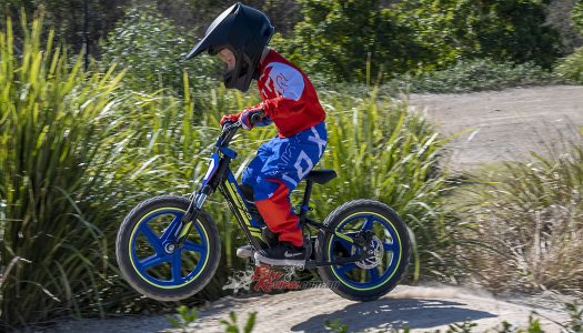 Sherco Expands Electric Balance Bike Range