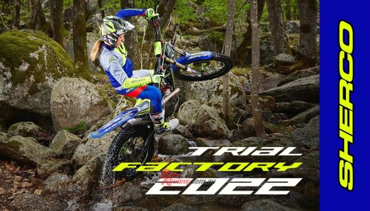 2022 Sherco Trails Range Pricing & Availability Announced