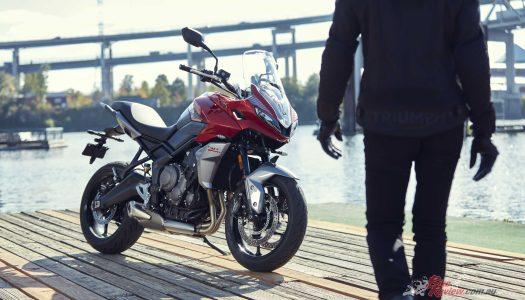 New Model: 2022 Triumph Tiger Sport 660 LAMs