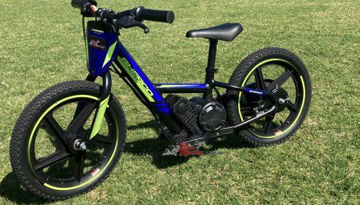 Review: Sherco EB16 Electric Balance Bike